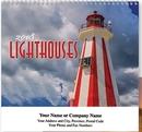 Custom Wall Calendar (Lighthouse - Stapled), 11