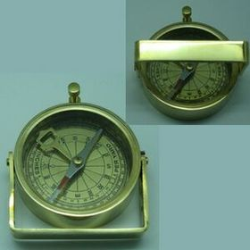 BRASS HANDLE COMPASS(Screen printed), Price/piece