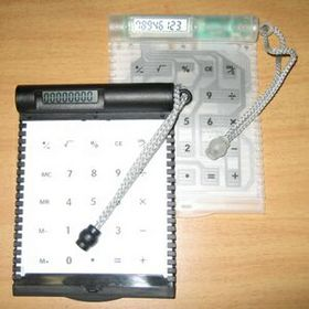 Flexical Roll Up Calculator (Screened), Price/piece