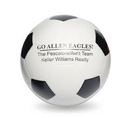 Custom Soccer Ball Stress Reliever Squeeze Toy