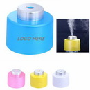Custom Mini portable bottle cap air humidifier with usb cable for office home, 2 15/16