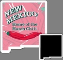 Custom New Mexico Stock Mini Magnet (0.019