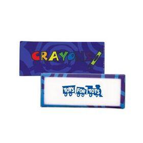 Blue Box 4 Pack Crayons, Price/piece