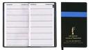 Custom Joliett Series Soft Cover 2 Tone Vinyl Address Book, 3 5/8