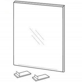 "Vertical Side/ Top Loading Wall Poster Frames (3""x5""), Price/piece"