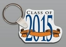 Custom Class of 2015 School Key Tag, 2.18