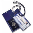 Custom Airline Security Credential Holder