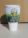 Custom Full Color 44 Oz. Car Cup Sleeve Beverage Insulator (Sublimated)