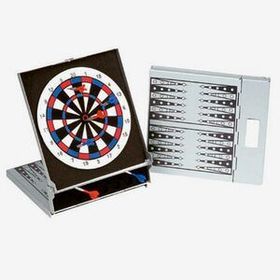 "7 1/8"" MAGNETIC CHESS & DART SET(Engraved), Price/piece"