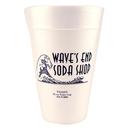 Custom 32 Oz. Beverage Foam Cup