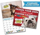 13 Month Custom Photo Appointment Wall Calendar, 11