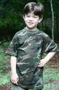 Custom Hawks Bay Camouflage Youth T-Shirt