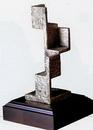 Custom The Golden Steps Small Sculpture (9