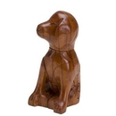 Custom Wooden Dog Puzzle - Screened, 4 3/4