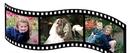 Acrylic Filmstrip Photo Frame