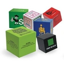 Custom Cube Stress Reliever Squeeze Toy