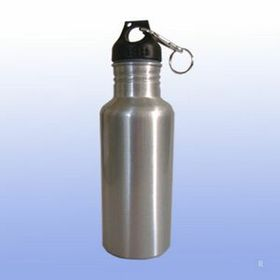 20 Oz Wide Mouth Aluminum Sports Bottle (Screened), Price/piece