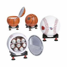 Sport Ball Design Mini Refrigerator & Warmer with Multi Angle Base, Price/piece