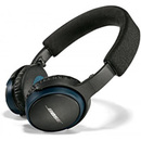 Blank Bose SoundLink On-Ear Bluetooth Headphones - Black