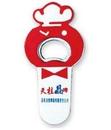 Custom Chef Shape Bottle Opener with Magnet