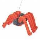 Custom Halloween Spider on a Leash, 8.2