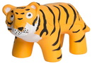 Custom Tiger Squeezies Stress Reliever