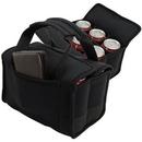 Custom Neoprene 6 Can Tote Bag, 8 1/2