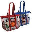 Custom Clear Tote Bag (12
