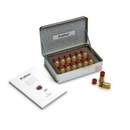 Custom Red Wine Essences Collection Kit with 12 Vial Jars (Laser Engraved)