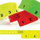 Custom Custom Vinyl Cash Tag Wristband (2 Tab)