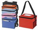 Custom 6 Can Cooler Bag, 8.5