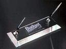 Custom John Quincy Adams Pen Set with 2 Silver Pens