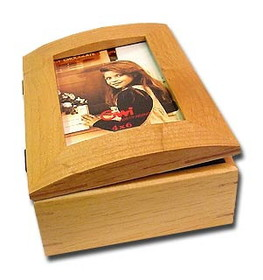 Photo Frame And Keepsake Box (Screened), Price/piece