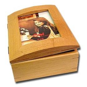 Photo Frame And Keepsake Box (Screened), Price/piece