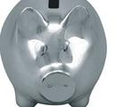 Custom Color Of Money Piggy Bank
