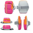 Custom Sports Armband Bag, 3 1/2