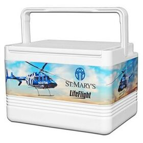 "Black Legend 12 Can Cooler - 13"" x 9.5"" x 8.75"", Price/piece"