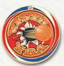 Custom Stock Spinner Medallion with 2