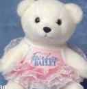 Custom Ballerina Outfit for Stuffed Animal
