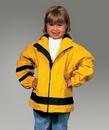 Custom Charles River Apparel Toddler New Englander Rain Jacket (2T/3T)