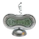 Custom Fm Scanner Radio & Alarm Clock W/ Weather Station, 3 3/4