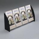 Custom 4-Pocket Brochure Holder
