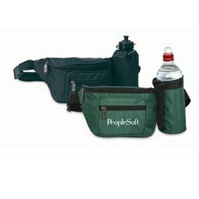 MDS Fanny Pack with Water Bottle Holder, Price/piece