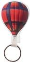 Custom Hot Air Balloon Key Tag