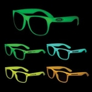 Custom Glow In The Dark Glasses - Green