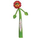 Custom Flower Bend-A-Pen (Full Color Digital)