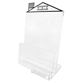 Real Estate Easel Holder with BCH1 Pocket, Price/piece