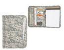 Custom Deluxe Digital Camo Padfolio w/ 5 Credit Card Pocket