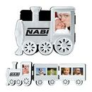 Custom Foldable Aluminum Train Photo Frame (Screened)