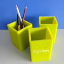 Custom Pen Container, 2 17/32